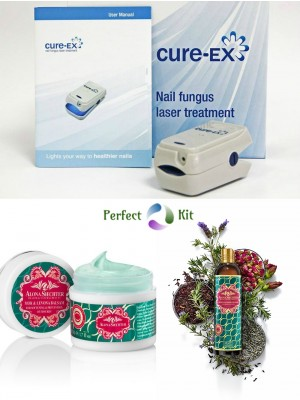 Nail Fungus Treatment Exclusive Perfect Kit