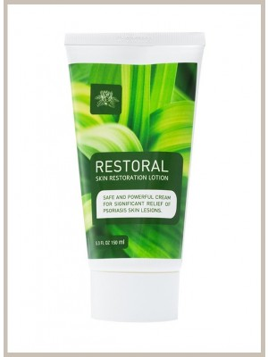 Restoral - Psoriasis Relief Ointment - Psoriasis and Seborrheic Dermatitis Treatment