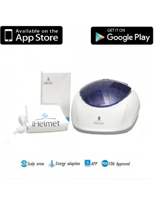iHelmet - Laser Hair Loss Treatment - 160 Laser Diodes