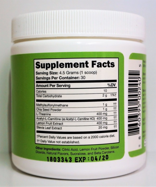 Fast Supplement