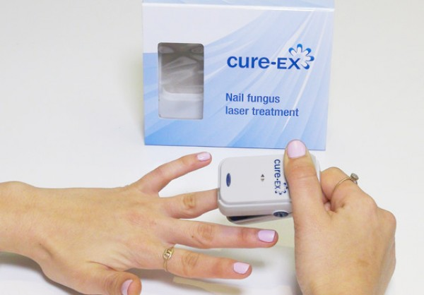Cure-Ex - Home nail fungus laser treatment