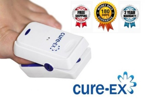 Cure-Ex Laser - Home Nail Fungus Treatment