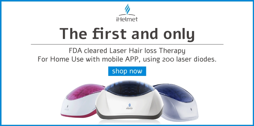 iHelmet - Laser Hair Loss Treatment